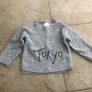 Zara coolest boys sweater